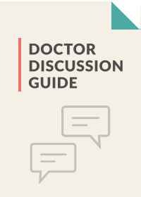Doctor discussion guide icon
